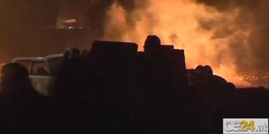 Kairo: 30 Tote bei Demonstrationen
