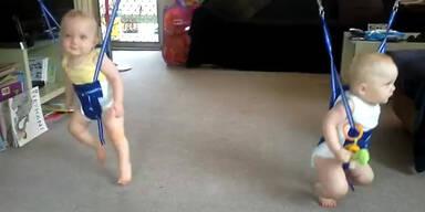 Babies rocken zu Johnny Cash