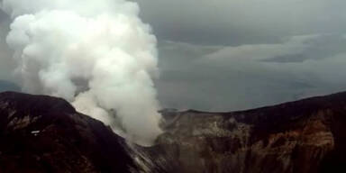 Costa Rica: Vulkan Turrialba speit Asche