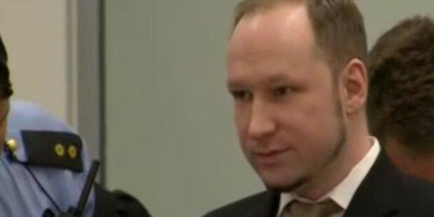 Breivik fühlt sich nicht ernst genommen