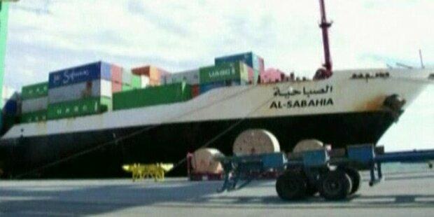 Genua: Sieben Tonnen Haschisch entdeckt