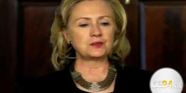 Clinton lässt Gaddafi abblitzen