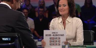 """Bucher """"allein zu Haus"""""""