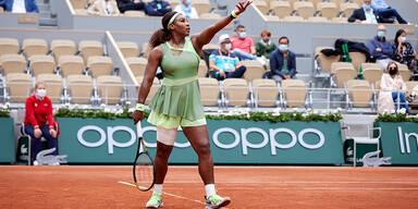 Serena Williams: Versteckte Botschaft an Schuhen