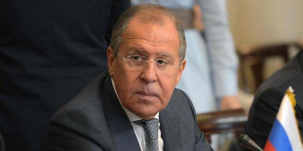 Botschafter in russisches Außenministerium zitiert