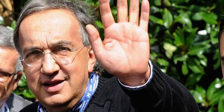 Fiat-Chef kündigt seinen Abschied an