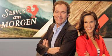 """Servus am Morgen"" - Neues Frühstücks-TV  auf ServusTV"