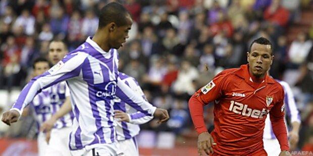 FC Sevilla erlitt empfindlichen Dämpfer