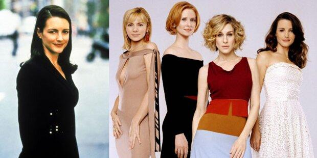 Kristin Davis plaudert über dritten Film