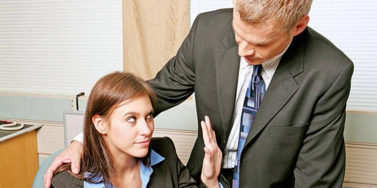 Sex am arbeitsplatz konsequenzen