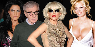Sex Zitate Stars Pamela Anderson Lady Gaga Katie Price Woody Allen