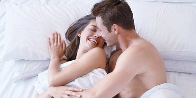 Sex am Morgen macht glücklich
