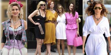 Sex and the City - Shoppen in New York