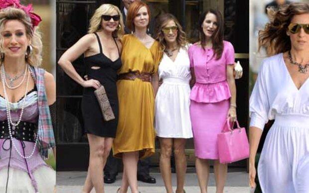 Wo Carrie & Co. shoppen gehen
