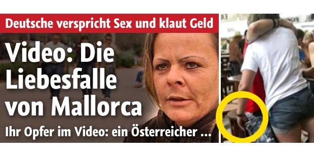 Österreicher tappt in Sex-Falle