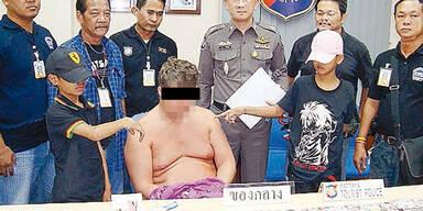 Justiz-Skandalum Sex-Touristen