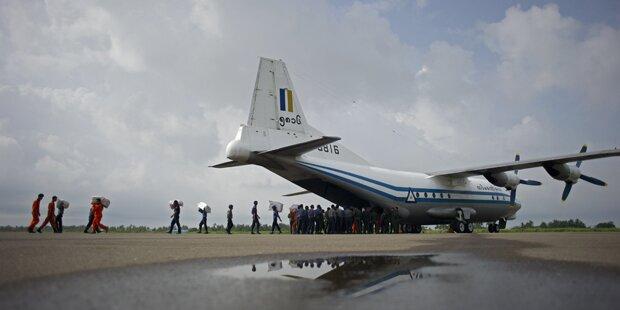 Wrack von vermisstem Flugzeug entdeckt
