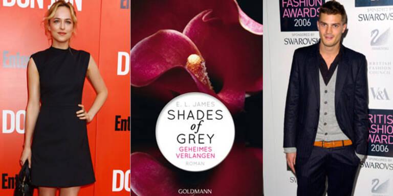 """""""50 Shades of Grey"""" Dreshstart  im Dezember"""
