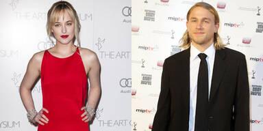 Dakota Johnson und Charlie Hunnam
