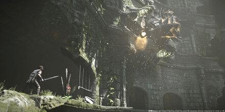 Startschuss für Shadow of the Colossus