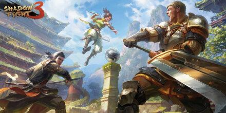RPG-Fighting Game mit doppeltem Boden