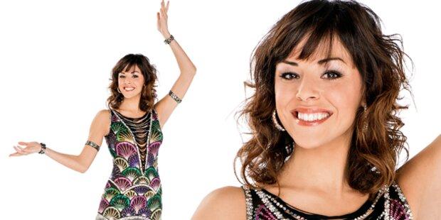 Dancing Star Marjan Shaki