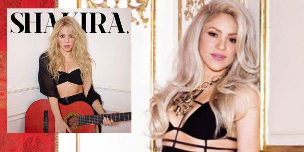 Shakira präsentiert neues Album