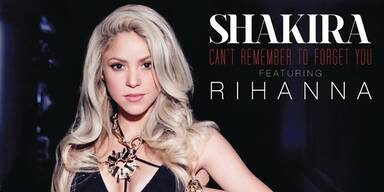 Shakira Feat. Rihanna - Can't Forget To Remember You
