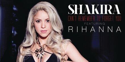 Shakira und Rihanna veröffentlichen gemeinsamen Song.