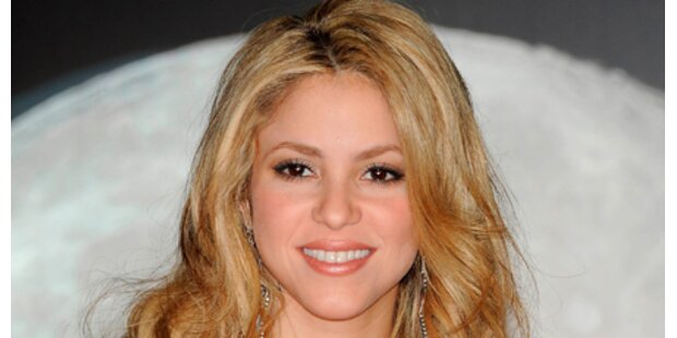 Shakira denkt nicht ans Heiraten