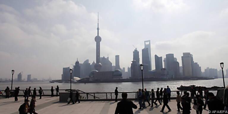 Shanghai bereitet sich auf die EXPO vor