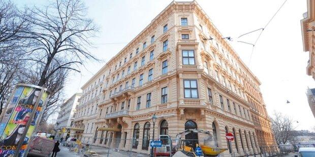 Ritz-Carlton übernimmt Wiener Geisterhotel