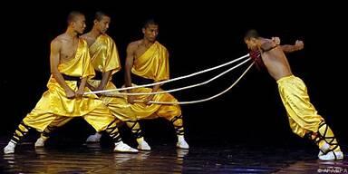 Shaolin-Mönche: Kung-Fu hemmt das Schmerzempfinden