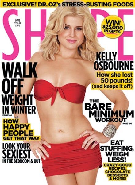 Kelly Osbourne zeigt ihre Bikini-Figur in Shape