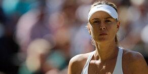 Maria Sharapova ist