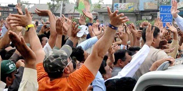 Pakistan: Sharif vor klarem Wahlsieg