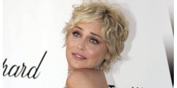 Liess Sharon Stone ihrem Kind Botox spritzen?