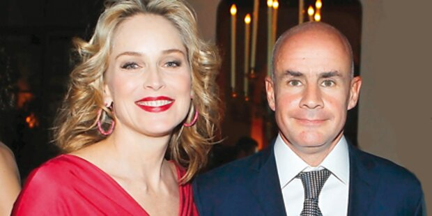 Sharon Stone liebt Austro-Millionär