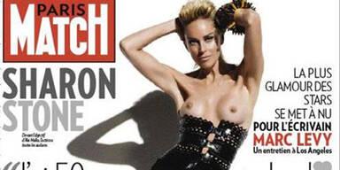 So sexy ist Sharon Stone mit 51 Jahren!