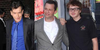 Charlie Sheen / Jon Cryer / Angus T. Jones
