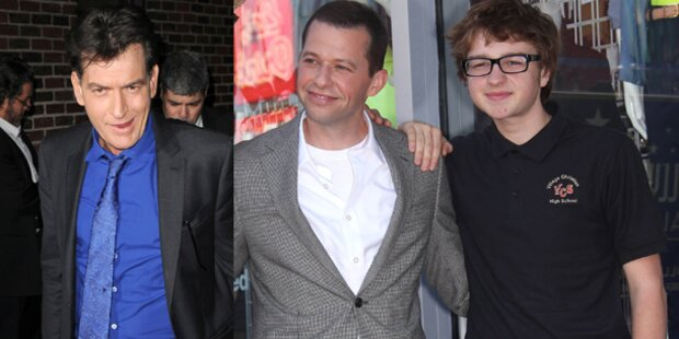 Charlie Sheen will Jon Cryer abwerben