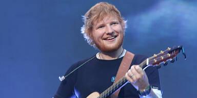 Ed Sheeran bald live in Kärnten