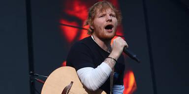 Gewinne die letzten Tickets für Ed Sheeran