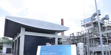 Shell produziert jetzt grünen Wasserstoff