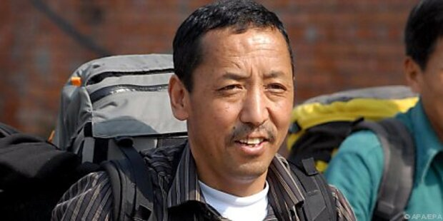 Apa Sherpa will zum 20. Mal auf den Mount Everest