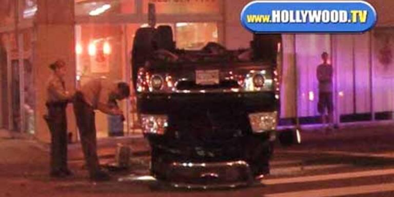 Autounfall im Suff - Shia LaBeouf festgenommen