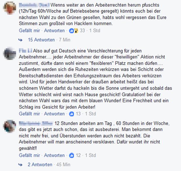 Shitstorm FPÖ