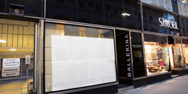 300 Paar Schuhe aus Boutique gestohlen