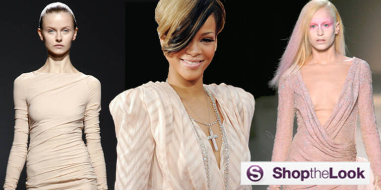 Shop the Look! Fashion-Trend: Nude