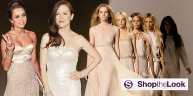 Shop the Look: Nude durch den Frühling